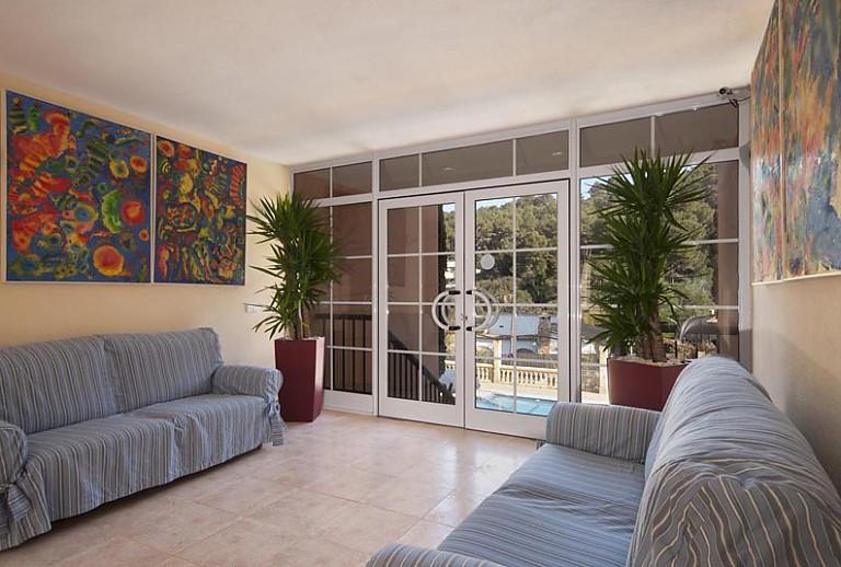 ferienwohnung in cala san vicente auf mallorca f r 4 personen. Black Bedroom Furniture Sets. Home Design Ideas