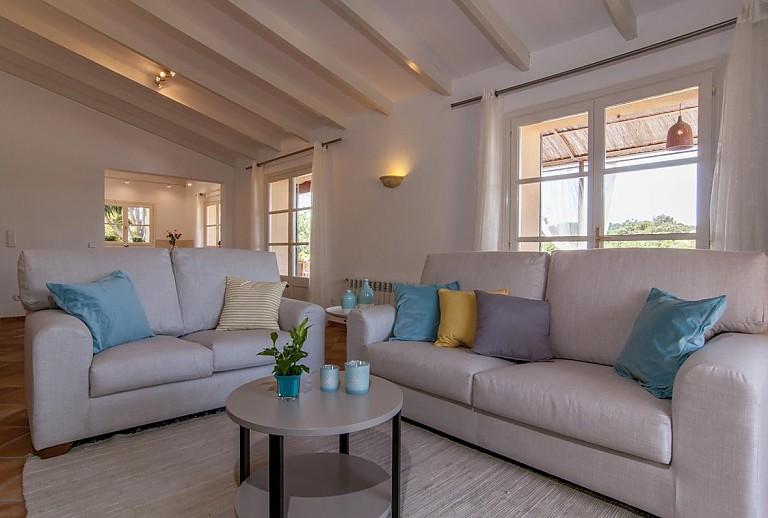 Finca Mallorca bei Arta für 10 Personen mit Klimaanlage