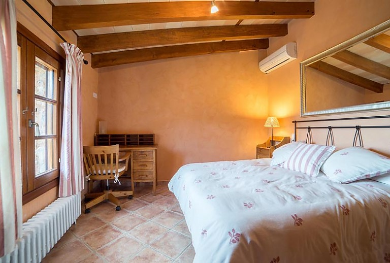 Finca Mallorca Westen Für Personen Mit Weitsicht - Klimagerat fur schlafzimmer