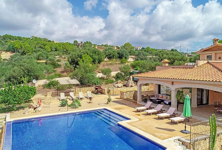 Ferienhaus Mallorca Bei Palma Fur 8 Personen Mit Pool